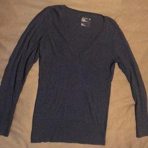 Blue sweater (american eagle)